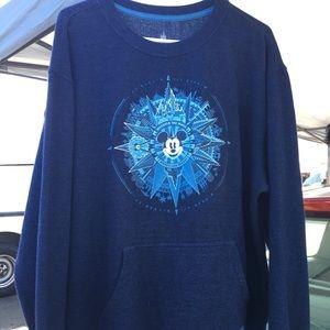 Disneyland Compass Sweatshirt